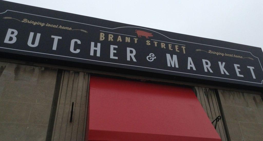 Brant Street Butcher