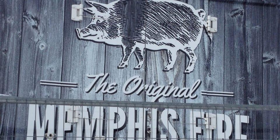 Memphis Fire BBQ Co.