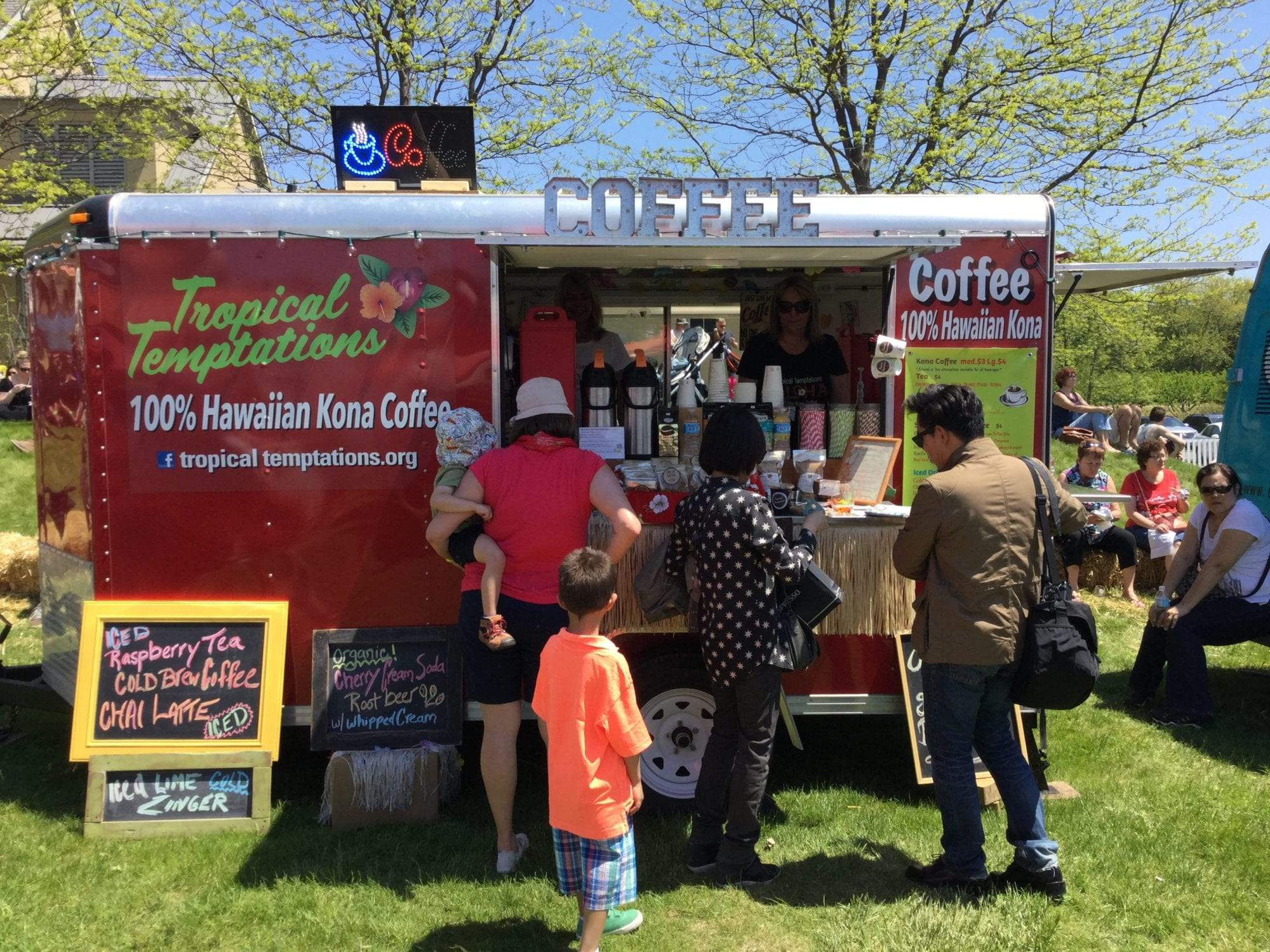 Peller estates food truck 2016