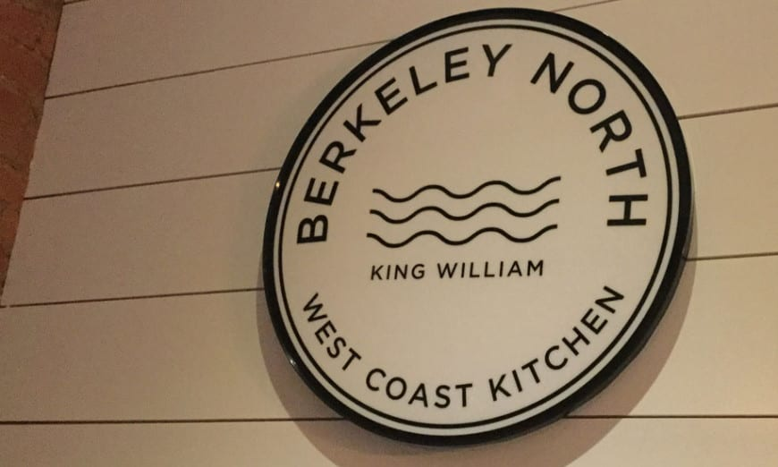 Berkley-North restaurant review