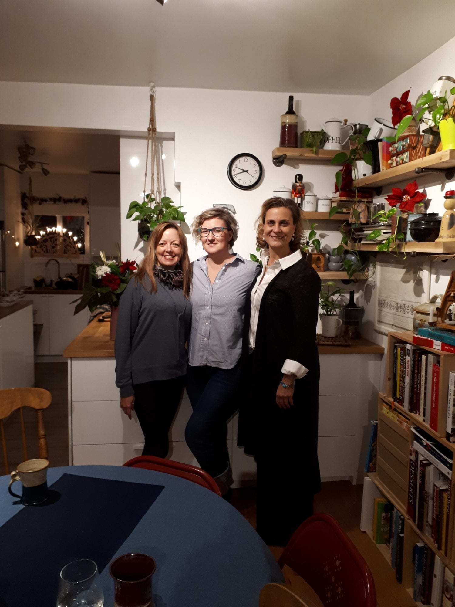 Chez Dine- A German Feast with Chef Maria