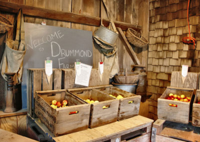 Mode Hospitality Events at Drummond Manor Farmers Market in Waterdown